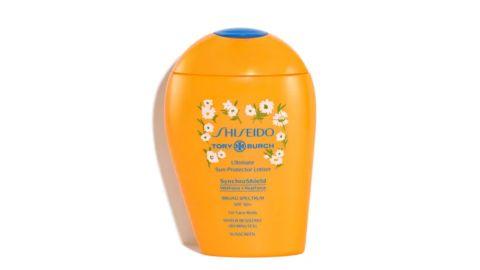 Shiseido x Tory Burch Ultimate Sun Protector Lotion SPF 50+ Sunscreen